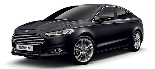 Ford Mondeo АТ 2017