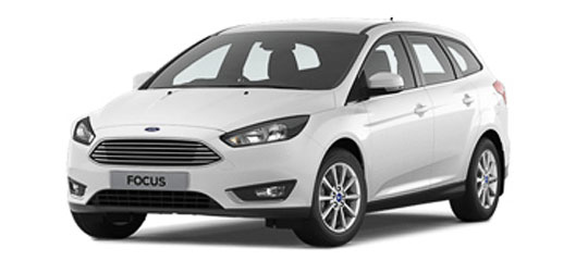 Ford Focus SW 2017